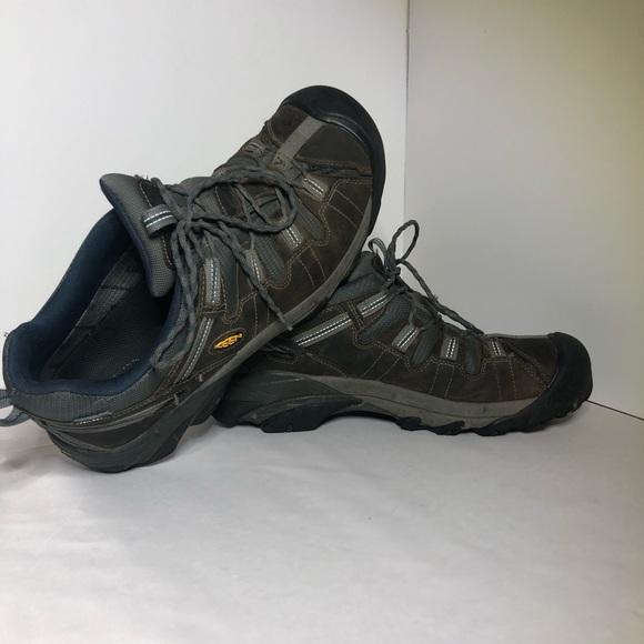 45049618cab KEEN Men's Targhee II Mid Waterproof Boots Size 12